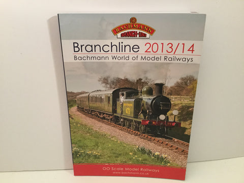 Bachmann 2013/14 Catalogue
