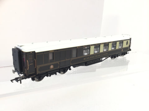 Hornby R4150A OO Gauge Pullman Brake Coach Car No 161