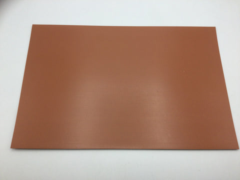 Slaters 0402 2mm/N Gauge English Bond Brick Red Embossed Plastikard Sheet
