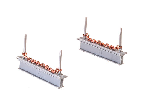 Parkside PA05 OO Gauge Bolster Set Kit