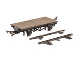 Parkside PA16 OO Gauge BR/LMS 10ft Wagon Chassis Kit