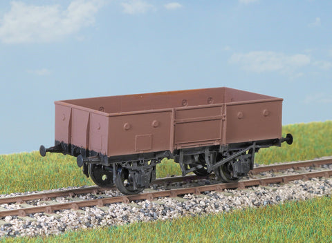 Parkside PC01A OO Gauge BR 12t Steel Open Wagon Kit