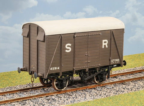 Parkside PS13 O Gauge SR 12t Goods Van Kit