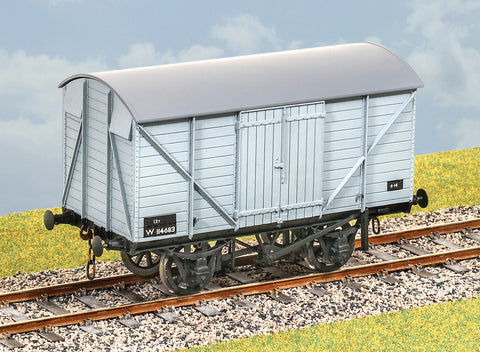 Parkside PS24 O Gauge GWR 12t Goods Van Kit