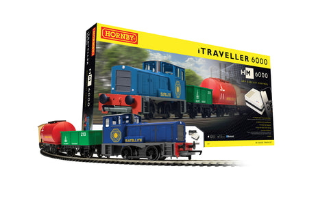 Hornby R1271M OO Gauge iTraveller 6000 Train Set