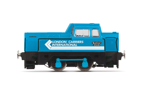 Hornby R30009 OO Gauge London Carriers International, Sentinel, 0-4-0, 'Jean' - Era 8