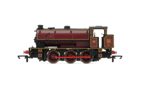 Hornby R3466 OO Gauge United Steel J94 Class No 22