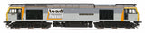 Hornby R3657 OO Gauge Loadhaul Class 60 No 60070 John Loundon McAdam