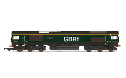 Hornby R3747 OO Gauge GBRF Class 66 No 66779 Evening Star