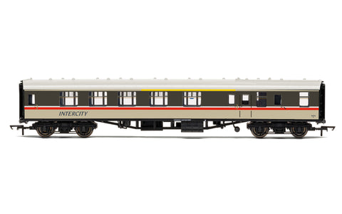 Hornby R40020 OO Gauge BR Intercity, Mk1 Brake Composite Corridor, 21274 - Era 7
