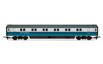 Hornby R40038 OO Gauge BR, Mk3 Sleeper Coach, E10654 - Era 7