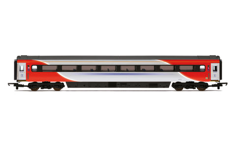 Hornby R4929C OO Gauge LNER, Mk3 Trailer First Open (TFO) , Coach M, 41115 - Era 11