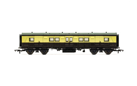 Hornby R60057 OO Gauge Pullman, Sir Winston Churchill's Funeral Hearse, S2464S - Era 5