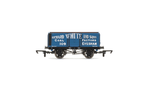 Hornby R6757 OO Gauge 7 Plank Wagon Richard White & Sons