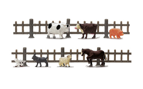 Hornby R7120 OO Gauge Farm Animals