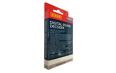 Hornby R7141 OO Gauge TTS Sound Decoder Merchant Navy Class