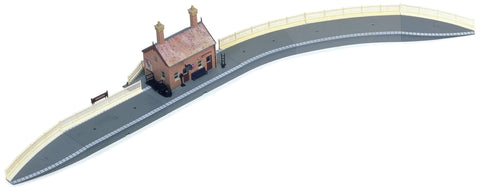 Hornby R8000 OO Gauge Country Station Kit