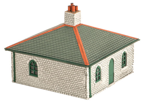 Wills SS39 OO Gauge Crossing Keepers Cottage Kit