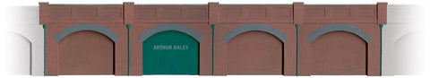 Wills SS52 OO Gauge Brick Retaining Arches Kit