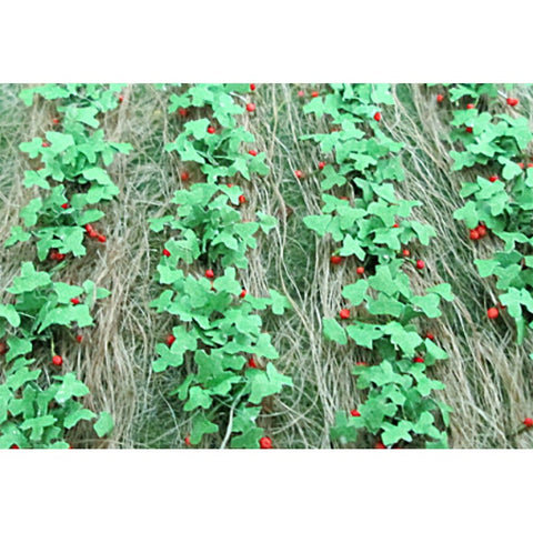 Tasma Products 00685 OO/HO Gauge Strawberry Plants (Pack 18)