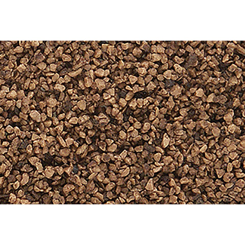 Woodland Scenics B1379 Brown Medium Ballast (945 cm3)