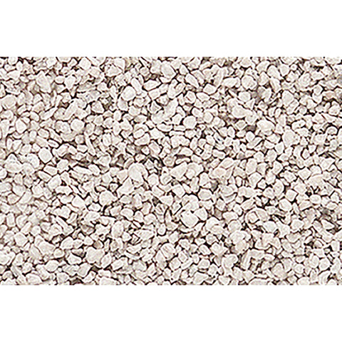 Woodland Scenics B1381 Light Grey Medium Ballast (945 cm3)