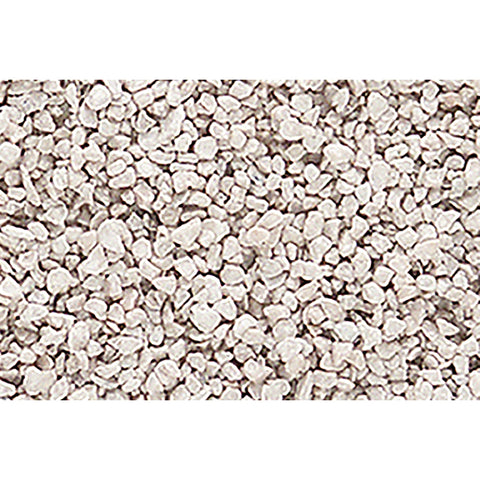 Woodland Scenics B1388 Light Grey Coarse Ballast (945 cm3)