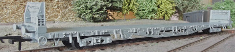 Cambrian C106 OO Gauge BR Sturgeon Bogie Rail Wagon Kit