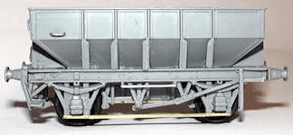 Cambrian C110 OO Gauge GWR/BR Herring Ballast Hopper Wagon Kit