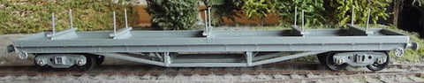 Cambrian C114 OO Gauge BR Bolster D VB-BR Roller Bearing Plate Bogies Wagon Kit
