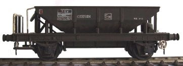 Cambrian C11 OO Gauge BR Catfish Ballast Hopper Wagon Kit