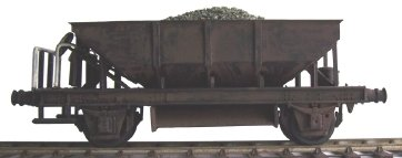 Cambrian C12 OO Gauge BR Dogfish Ballast Hopper Wagon Kit