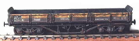 Cambrian C15 OO Gauge BR Turbot Ballast Wagon Kit