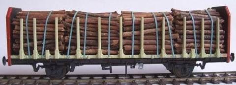 Cambrian C20 OO Gauge BR OTA-A Timber Wagon Kit