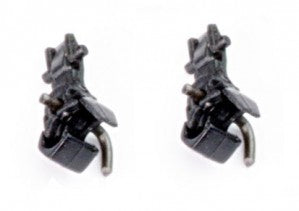 Dapol 2A-000-010 N Gauge Magnetic Coupling Short Arm (1 Pair)