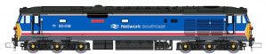 Dapol 2D-002-007D N Gauge Class 50 018 Resolution Late NSE Refurbished (DCC-Fitted)