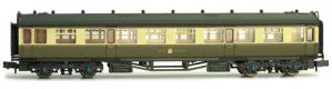 Dapol 2P-000-057 N Gauge GWR Collett Composite Coach 7047