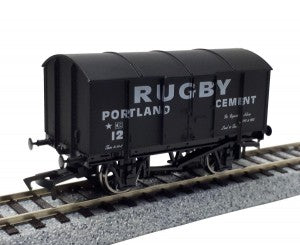 Dapol 4F-013-120 OO Gauge Gunpowder Van Rugby Cement 12