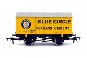 Dapol 4F-013-122 OO Gauge Gunpowder Van Blue Circle 165