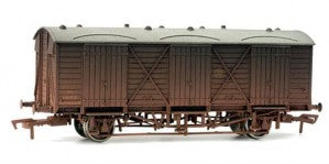 Dapol 4F-014-010 OO Gauge GWR Fruit D Van 2894 Weathered