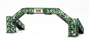 Dapol C004 OO Gauge Footbridge Plastic Kit