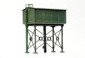 Dapol C005 OO Gauge Water Tower Plastic Kit