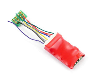Gaugemaster DCC90 Ruby Series 2fn Std DCC Decoder 8 Pin