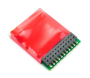 Gaugemaster DCC91 Ruby Series 2fn Std DCC Decoder 21 Pin