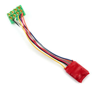 Gaugemaster DCC92 Ruby Series 2fn Small DCC Decoder 8 Pin