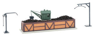 Faller 120286 HO Gauge Coaling Station Kit