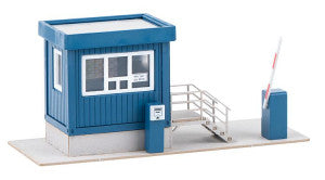 Faller 130625 HO Gauge Security Entry Kiosk Kit