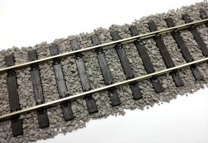 Gaugemaster GM104 O Gauge Grey Granite Ballast (500g)
