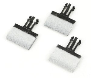Gaugemaster GM39 N Gauge Axle Hung Track Cleaning Pads (3Pk)