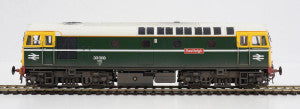 Gaugemaster GM4240101 BR Green Class 33 No 33008 Eastleigh
